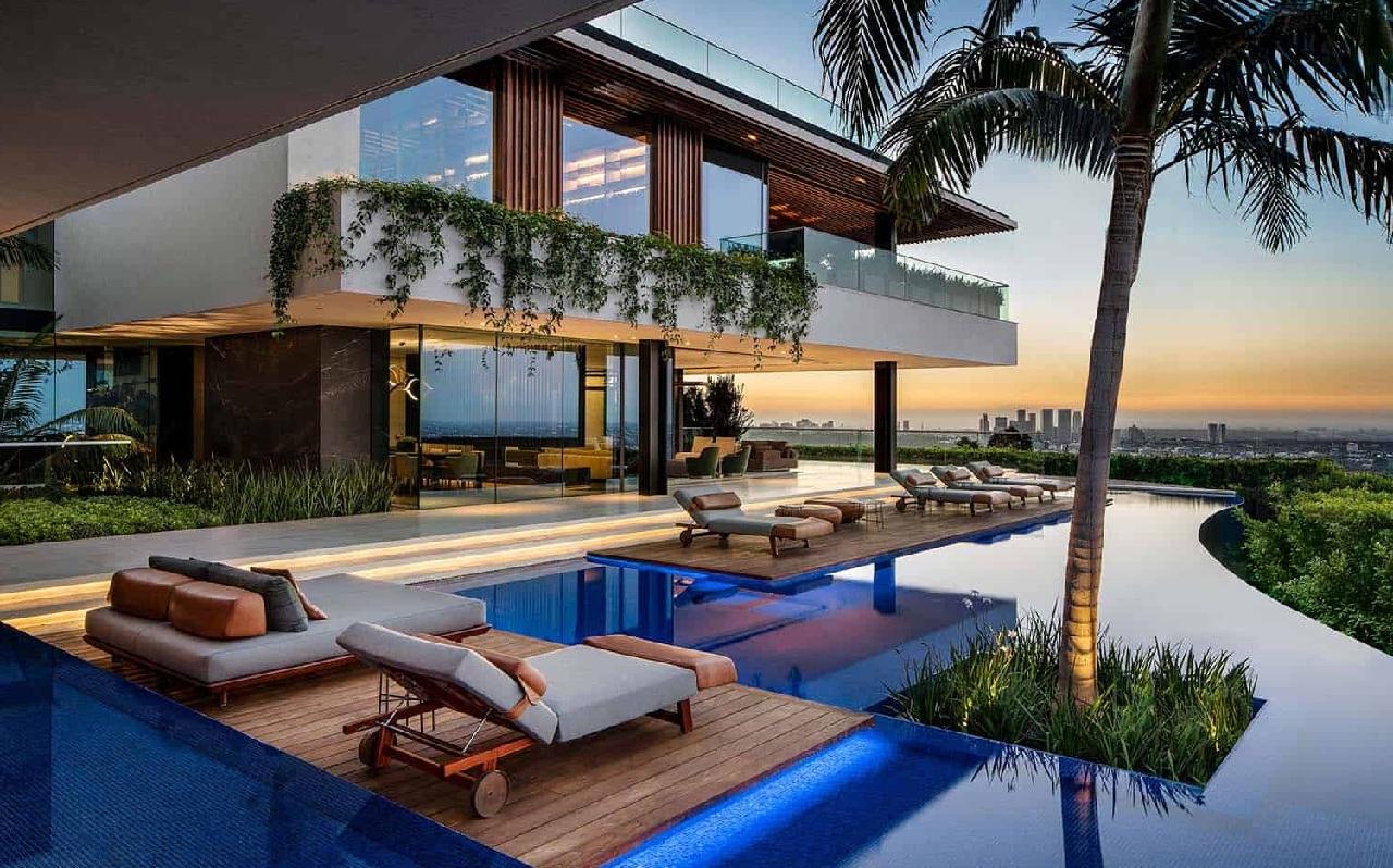 Biệt thự nghỉ dưỡng hướng biển
