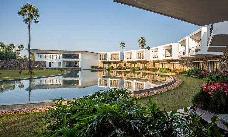 Cơ sở vật chất tại các thiết kế Resort