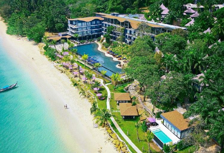 Phân chia các phân khu Resort hợp lý - khoa học