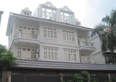 Mẫu thiết kế thi công xây dựng biệt thự