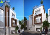 Thiết kế nhà phố 3 tầng tại Đông Anh Hà Nội