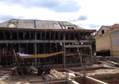 Cách khắc phục nhà ở xuống cấp