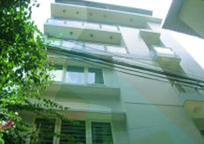 Thiết kế thi công xây dựng nhà phố 6 tầng hiện đại
