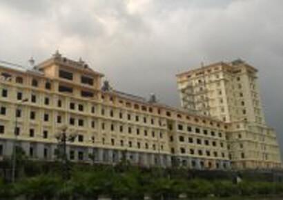 Mẫu thiết kế khách sạn Việt Long