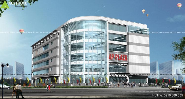 Trung tâm thương mại Ap Plaza