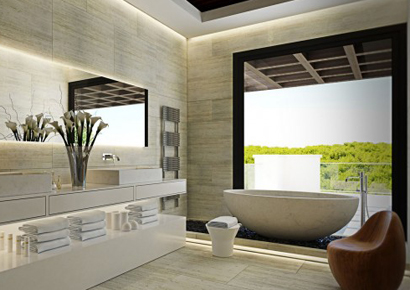 Cách thiết kế nhà vệ sinh hợp phong thủy