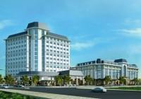 Thiết kế khách sạn trung tâm thương mại