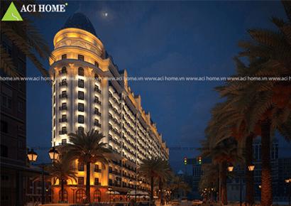 tổng hợp những mẫu thiết kế khách sạn 4 sao đẹp