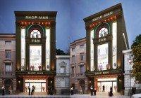 thiết kế nhà phố kết hợp kinh doanh quần áo