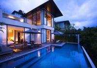 Thiết kế biệt thự có bể bơi ngoài trời