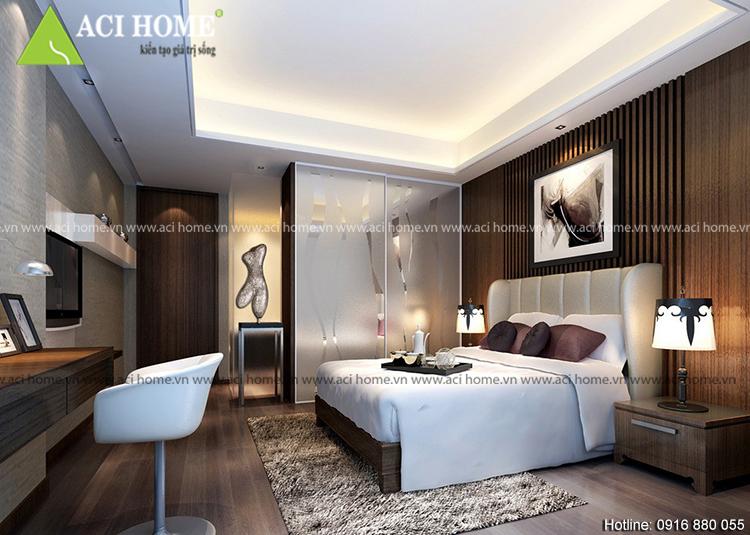 Phòng ngủ chuẩn phong thủy