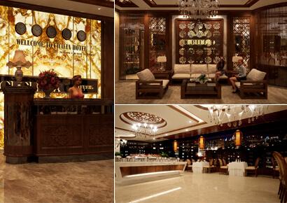 Thiết kê nội thất khách sạn 3 sao đẹp sang trọng