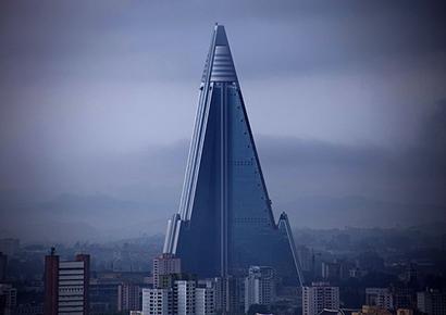 sưu tập các công trình kiến trúc siêu dị