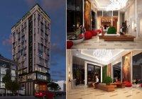 Thiết kế khách sạn hiện đại Jolie Hotel