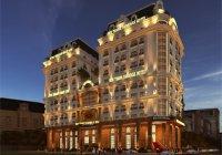 Mẫu thiết kế khách sạn kiểu Pháp đối xứng tại Thanh Hóa