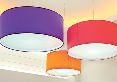 thiết kế màu ánh sáng theo không gian công trình