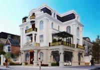 Thiết kế biệt thự kiểu Pháp 143m2 x3.5 tầng tại Linh Đàm
