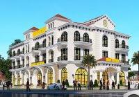 Thiết kế khách sạn 2 sao tại tp Vũng Tàu