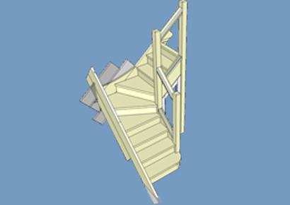 cầu thang là một chi tiết rất quan trọng trong xây dựng