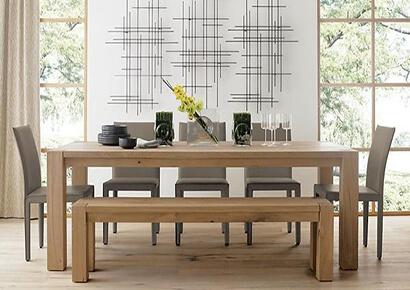 Tổng hợp những mẫu thiết kế bàn ăn đẹp nhất của AciHome