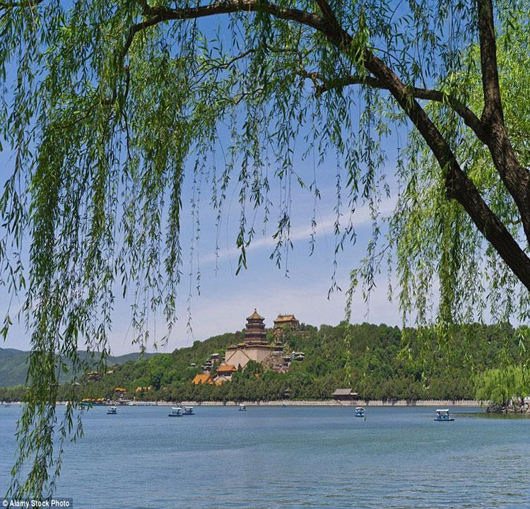 Di Hòa Viên, Bắc Kinh, Trung Quốc 2