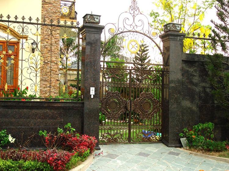 Những lưu ý khi xây dựng cổng nhà mới
