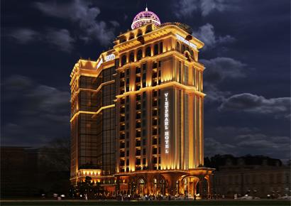 thiết kế khách sạn cổ điển Pháp