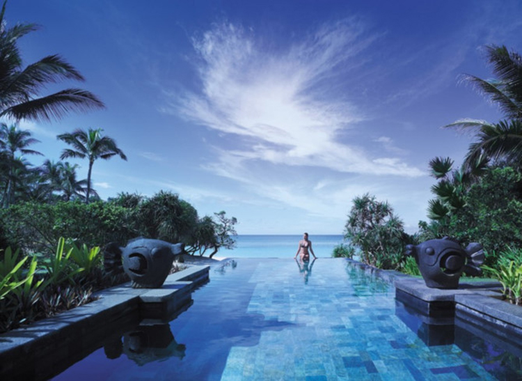 Shangri-La Resort and Spa Boracay, Philippines