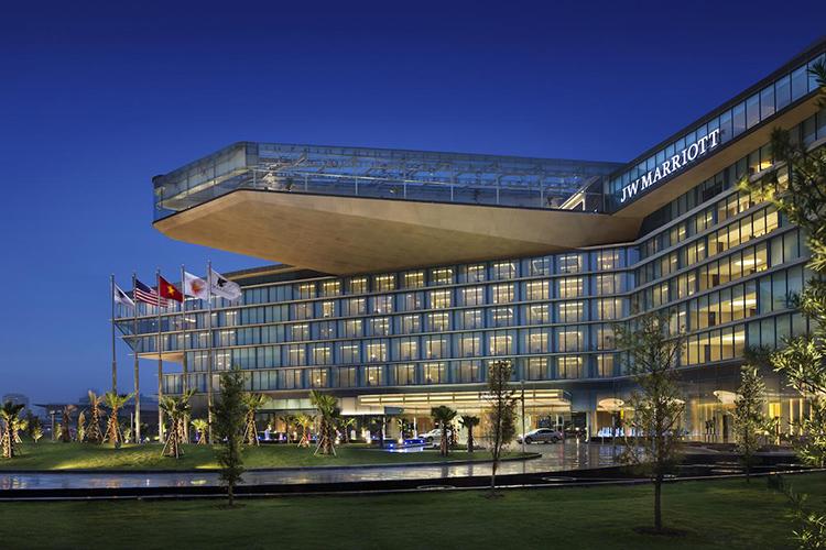 khách sạn  JW Marriott
