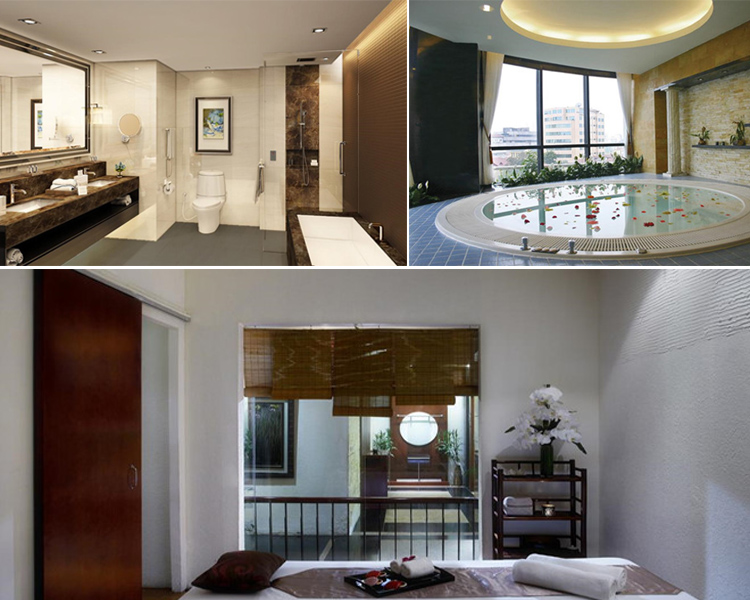 nội thất khách sạn Melia đẳng cấp