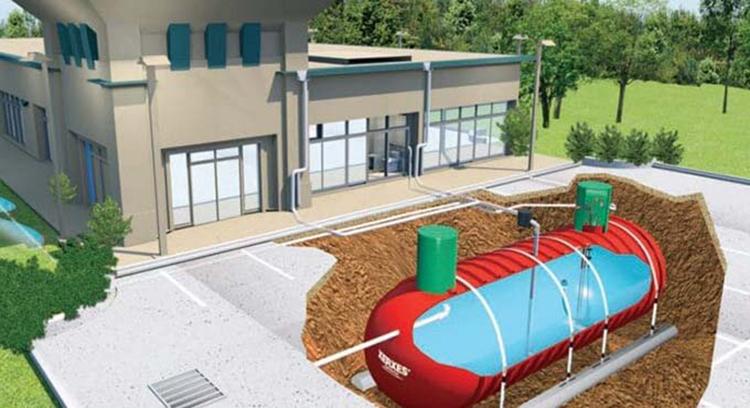 yêu cầu về mặt kỹ thuật khi xây dựng bể lọc nước