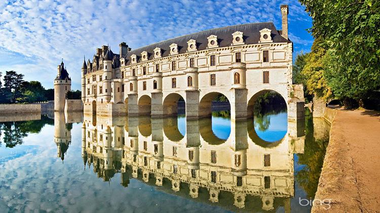 một công trình áp dụng kiến trúc Pháp