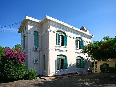 Ngắm dinh thự Pháp của vua Bảo Đại