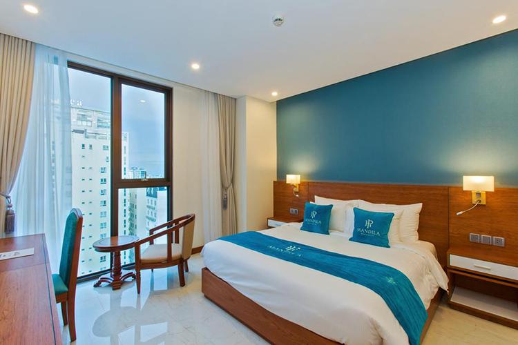 Khách sạn 4 sao Mandila Beach Hotel Danang