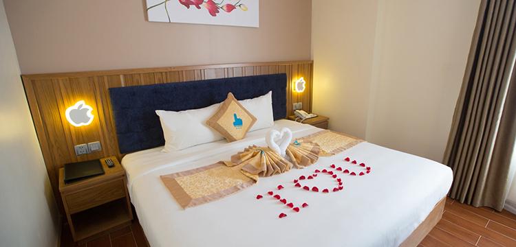 Khách sạn 4 sao King's Finger Luxury Hotel