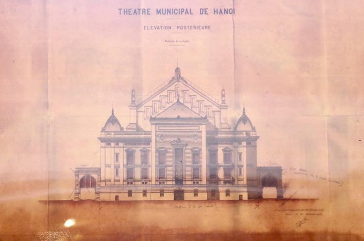 công trình nhà hát lớn