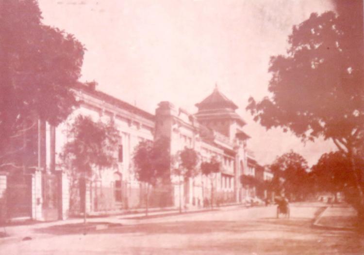 trường đại học đầu tiên của Việt Nam