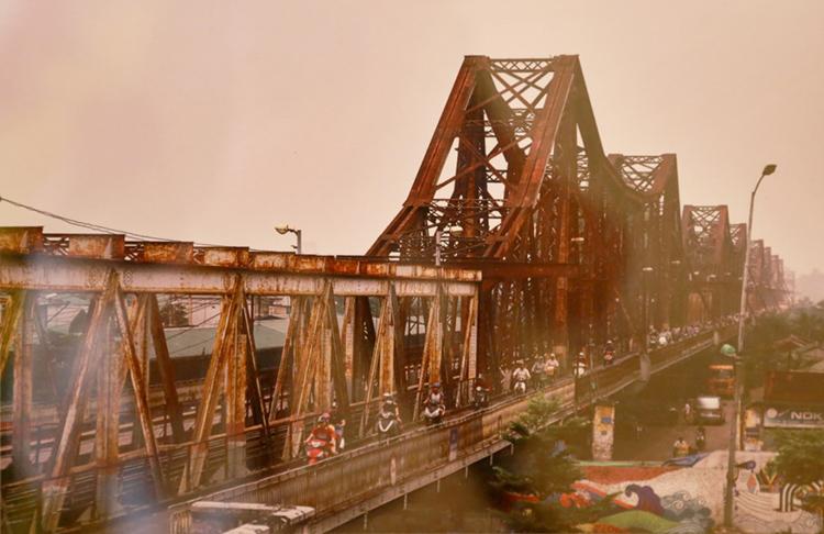 kinh phí xây dựng cầu long biên là 6.200.000 franc