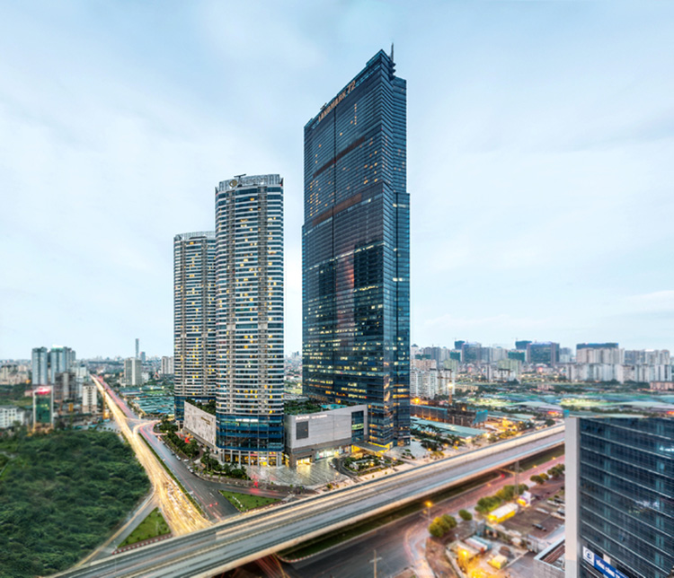 tòa nhà landmark 72