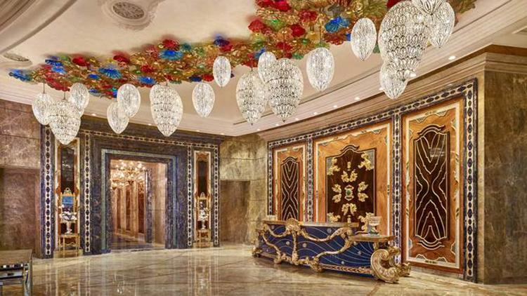 Nội thất khách sạn Reverie Saigon