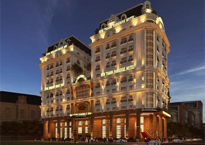 xếp hạng sao cho khách sạn