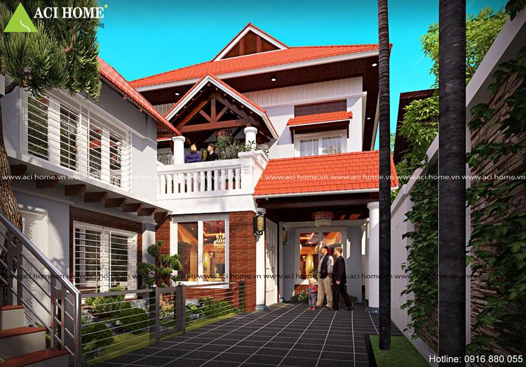 mẫu nhà xây dựng giá 700 triệu - 262071