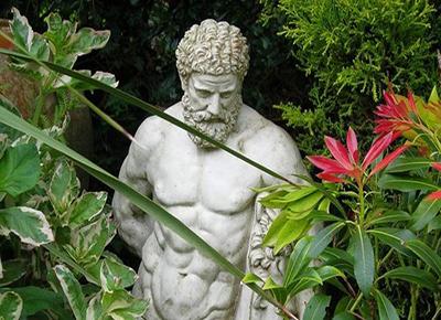 tượng trang trí san vườn