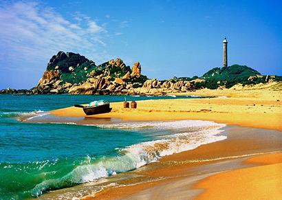 Những bãi biển đẹp tại Phan Thiết