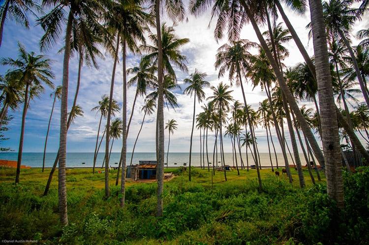 biển đẹp tại Phan thiết
