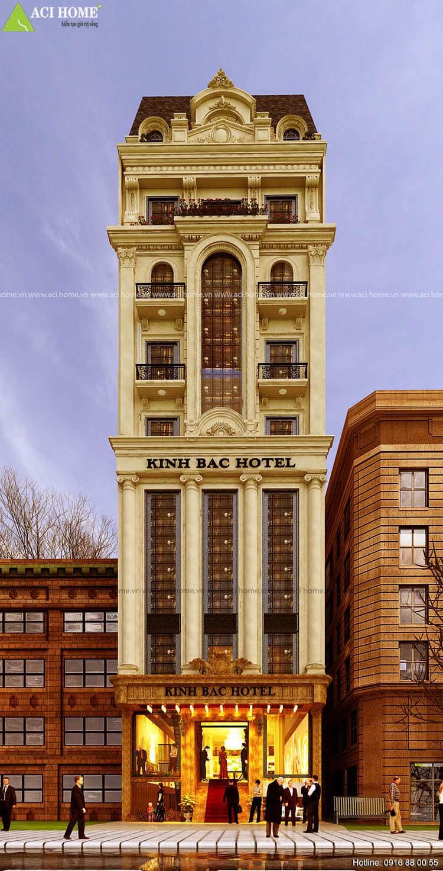 Khách sạn mini Pháp Kinh Bắc Hotel