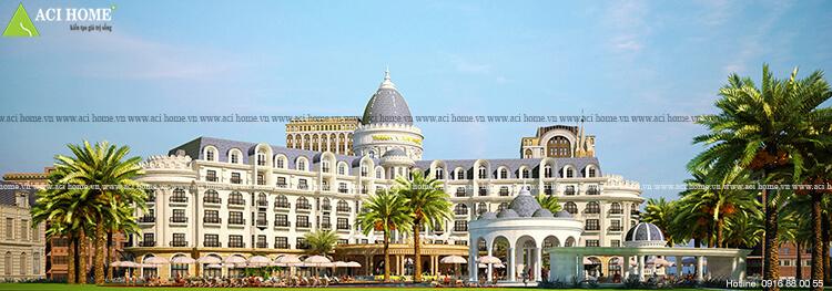 Cải tạo khách sạn 4 sao Thanh Vân