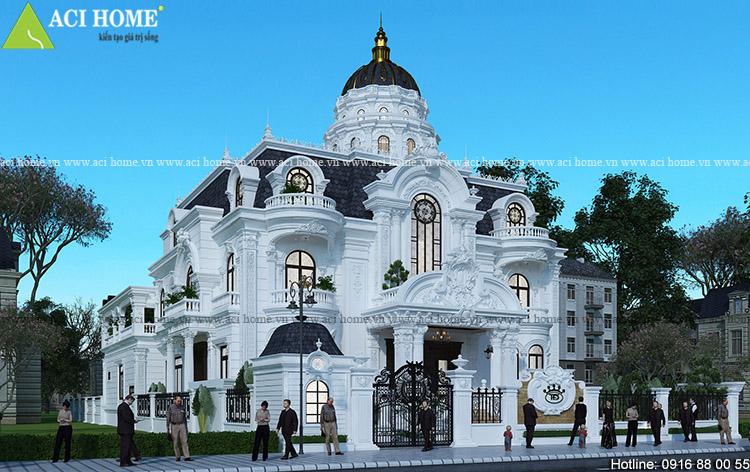 biệt thự Pháp tại Pleiku