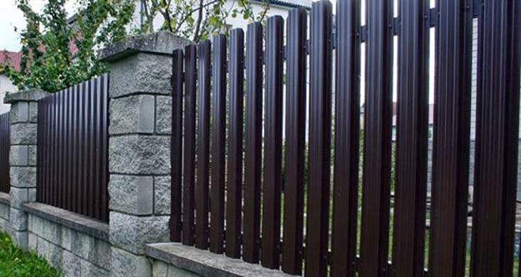 chiều cao tường rào