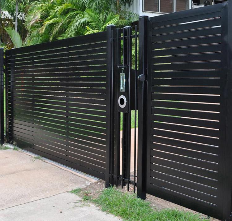hàng rào cổng đẹp